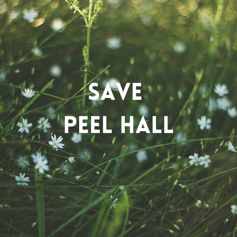Save Peel Hall img